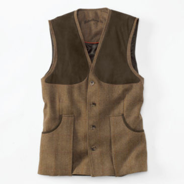 Laksen Tweed Shooting Vest -