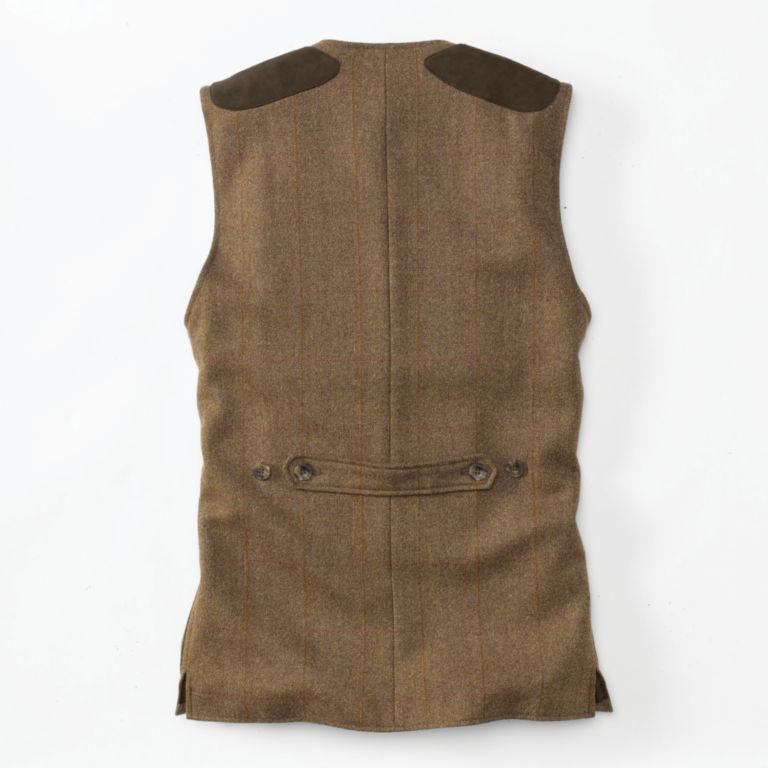Laksen Tweed Shooting Vest - FIRLE image number 1