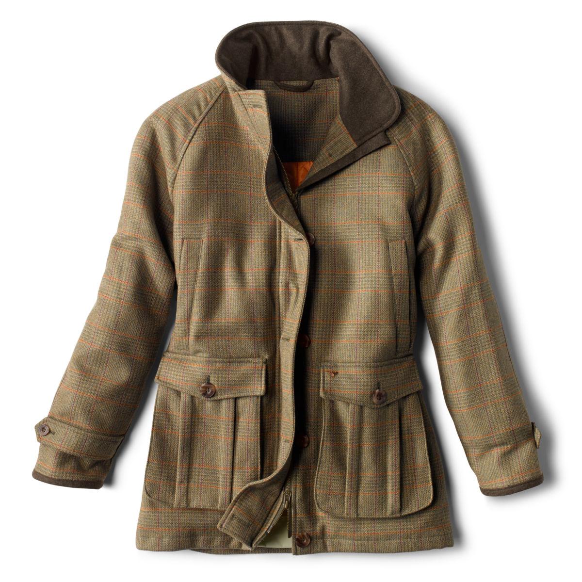 Laksen Ladies' Tweed Coat - BLUNHAMimage number 0