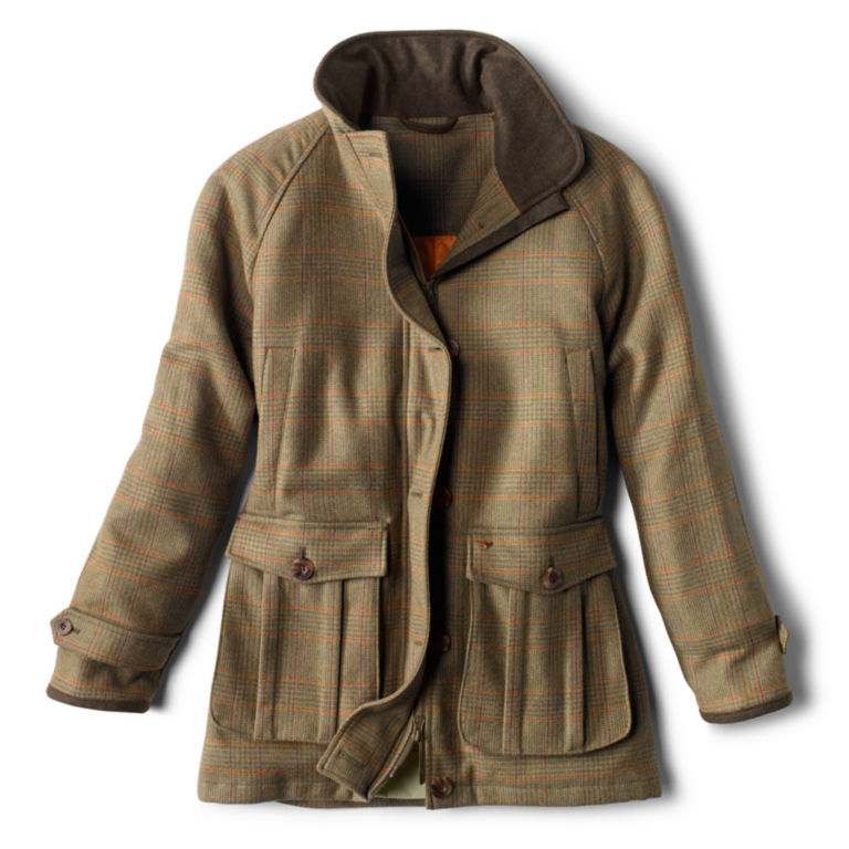 Laksen Ladies' Tweed Coat - BLUNHAM image number 0