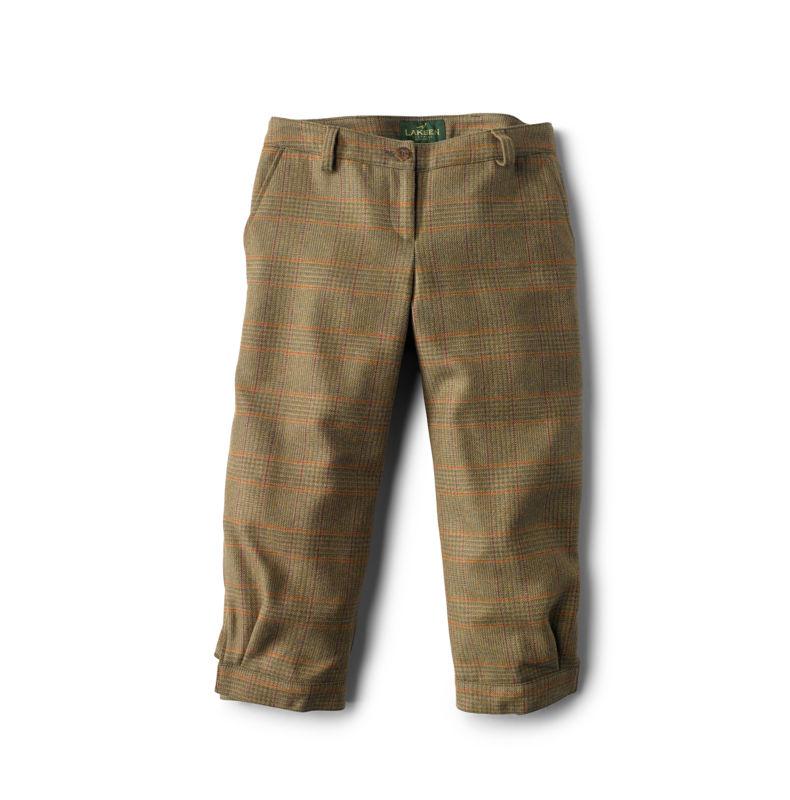 1930s Wide Leg Pants and Beach Pajamas Laksen Ladies Tweed Breeks $369.00 AT vintagedancer.com
