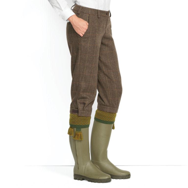 Laksen Ladies' Tweed Breeks - BLAIR image number 2