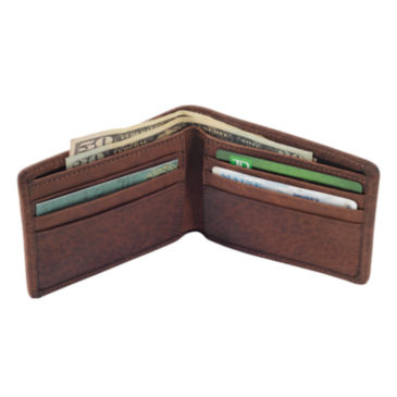 Buffalo Nickel Billfold Wallet -