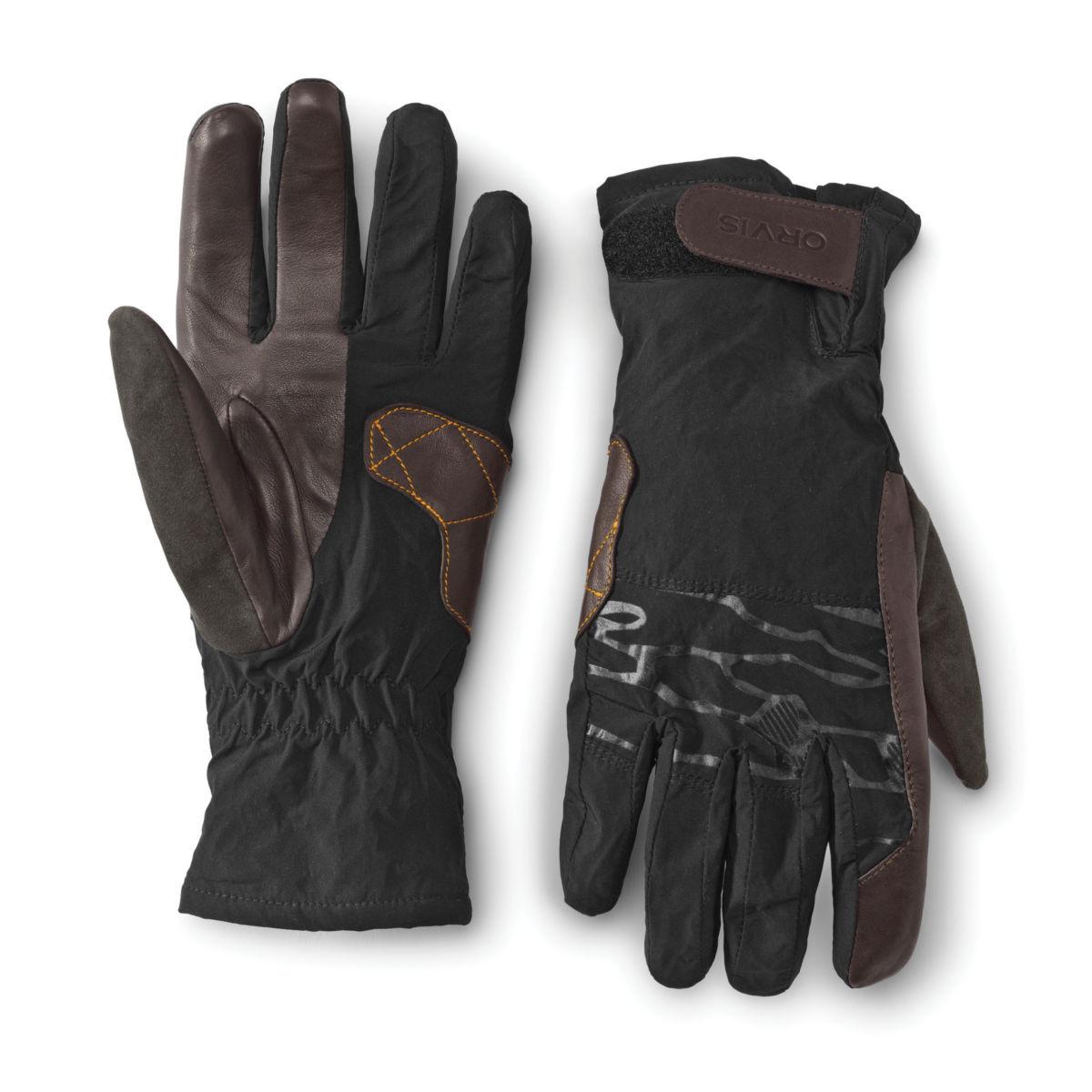 Orvis Waterproof Hunting Gloves - BLACKimage number 0