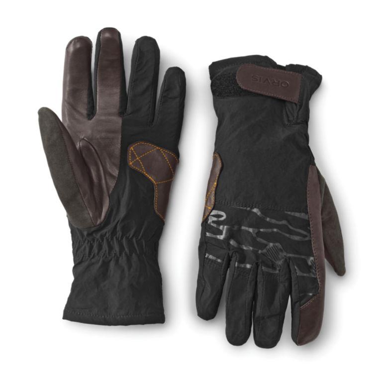 Orvis Waterproof Hunting Gloves - BLACK image number 0