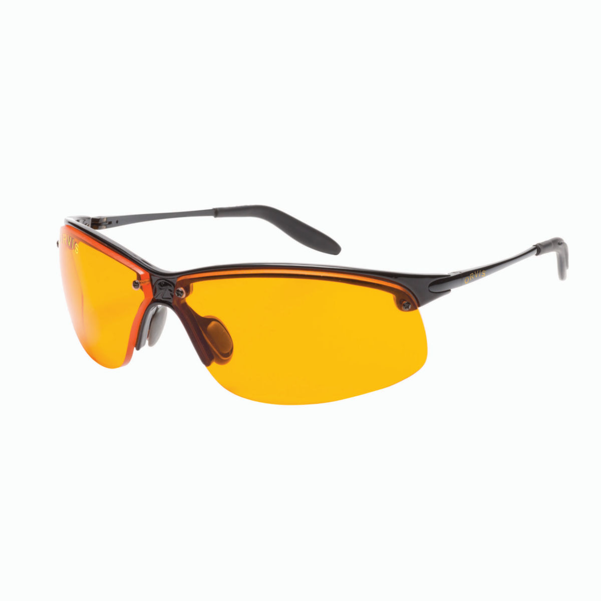 Avian Orange Shooting Glasses - image number 0