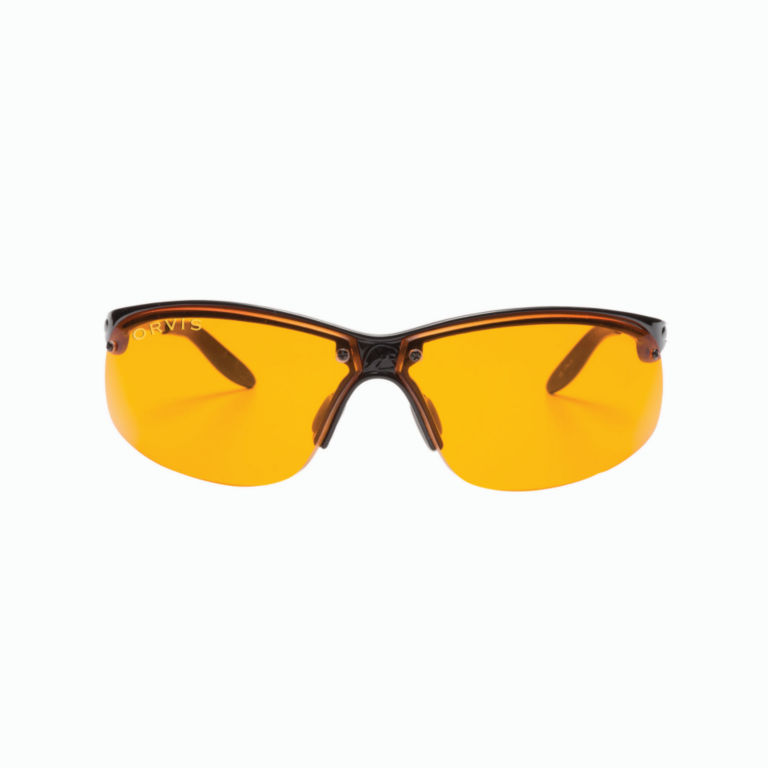Avian Orange Shooting Glasses -  image number 1