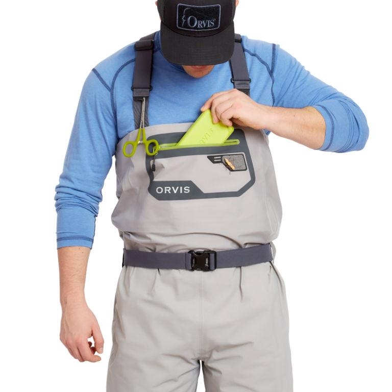 Men's Ultralight Convertible Wader - Short -  image number 4