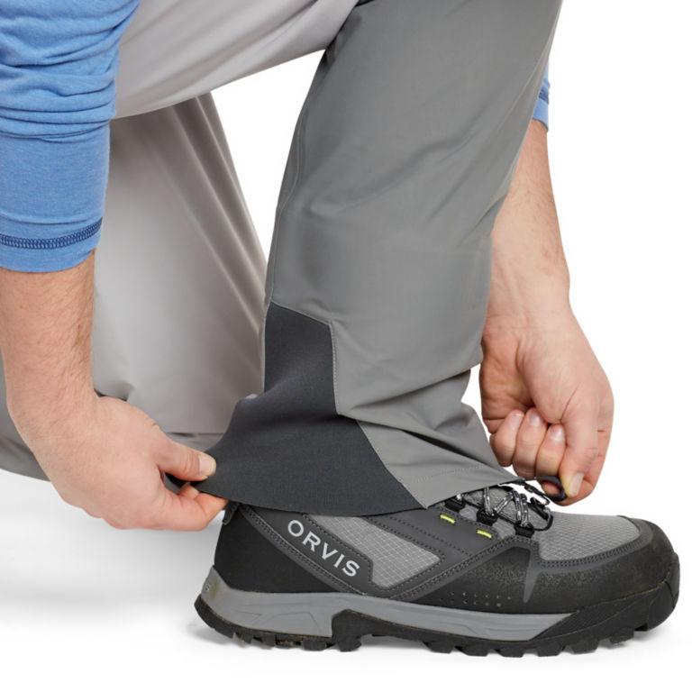 Men's Ultralight Wading Boot - COBBLESTONE/CITRON image number 4