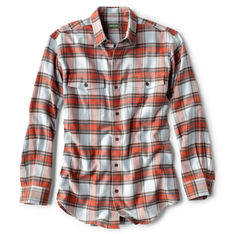 Fairbanks Elk Creek Jaspé Long-Sleeved Flannel Shirt -  image number 0