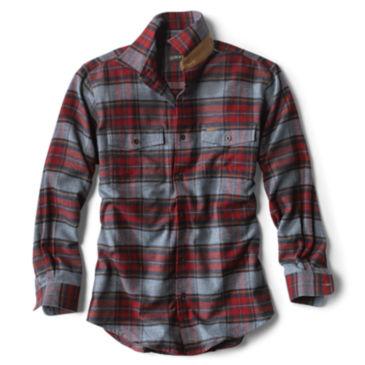 Fairbanks Elk Creek Jaspé Long-Sleeved Flannel Shirt -
