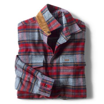 Fairbanks Elk Creek Jaspé Long-Sleeved Flannel Shirt -  image number 1