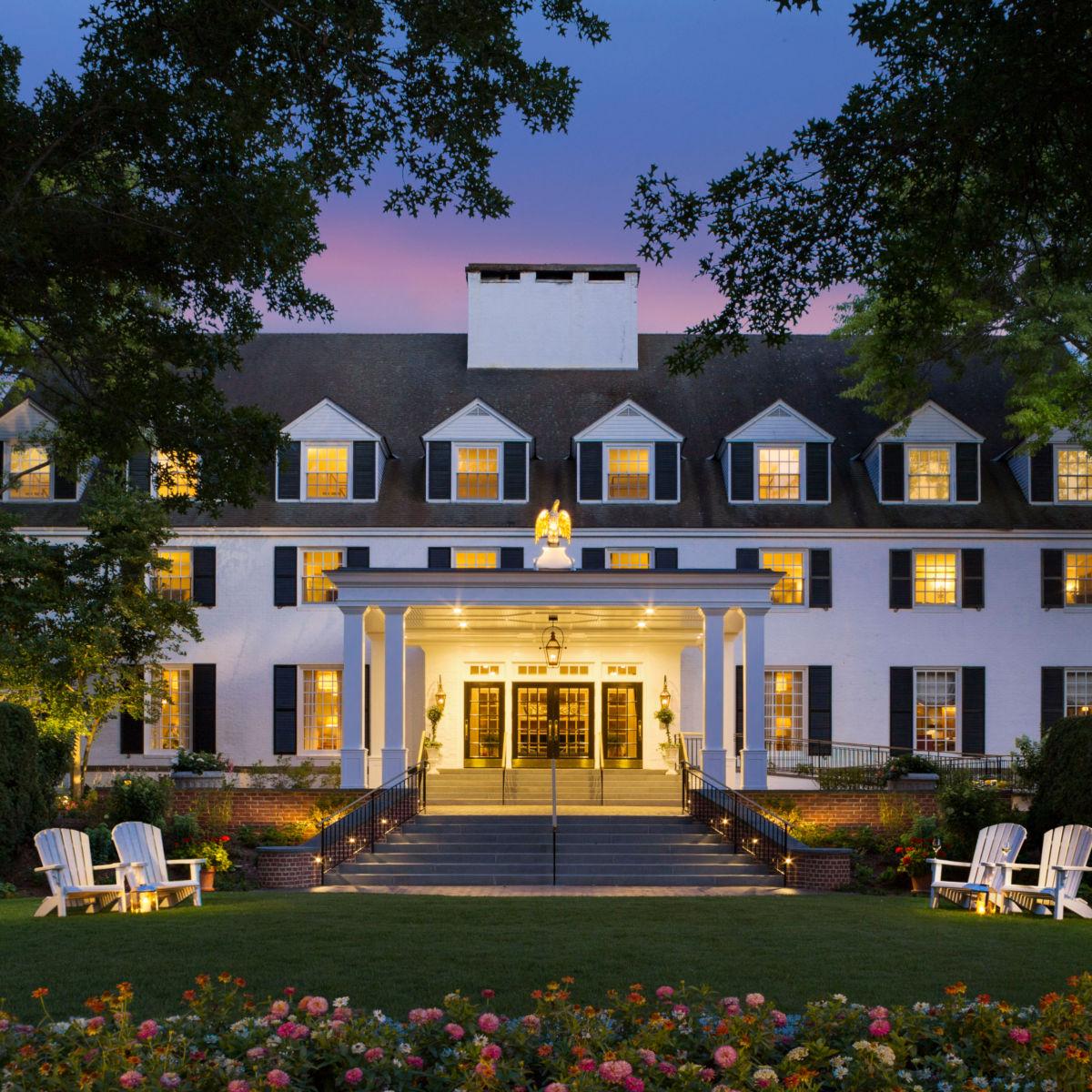 The Woodstock Inn & Resort - image number 0