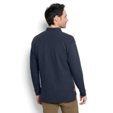 The Long-Sleeved Orvis Signature Polo - Regular -  image number 3