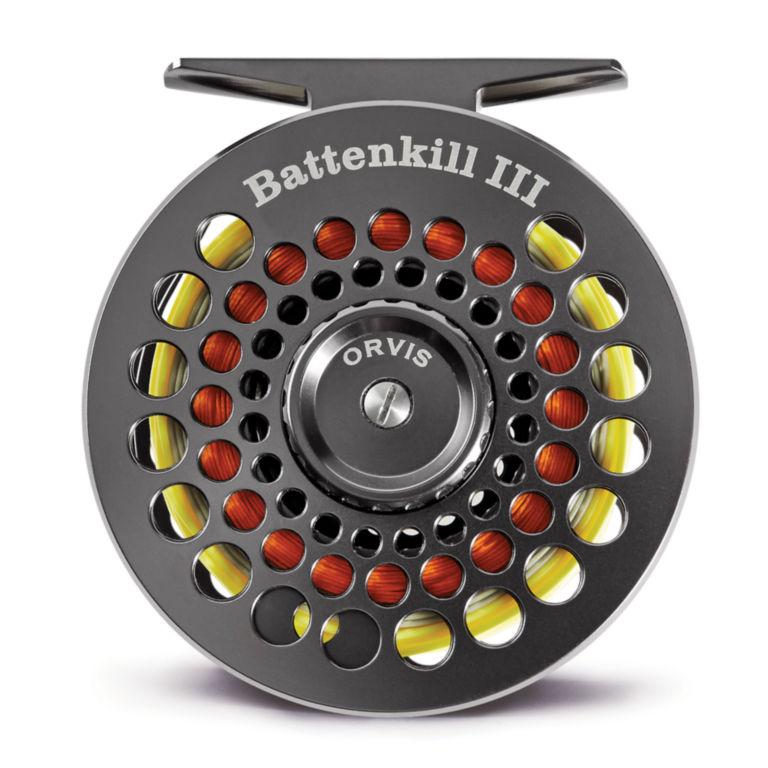 Battenkill Disc Reels -  image number 2