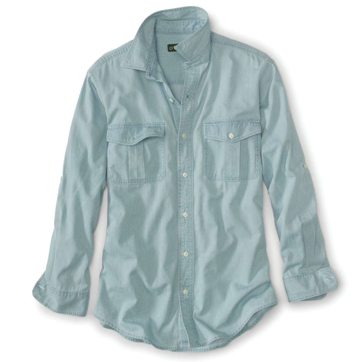 Chambray Shirt - image number 0