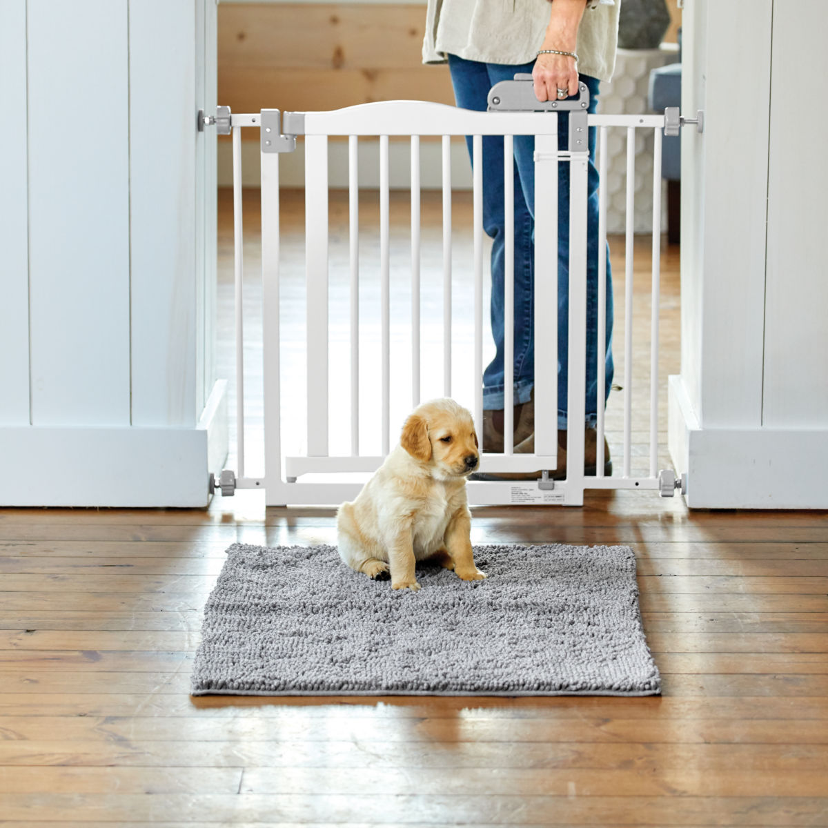 One-Touch Pet Gate - image number 0