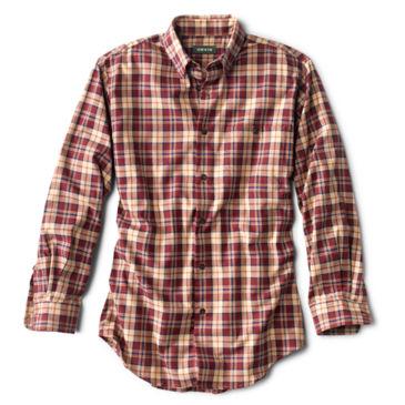 Battenkill Cotton Blend Long-Sleeved Shirt - Regular -