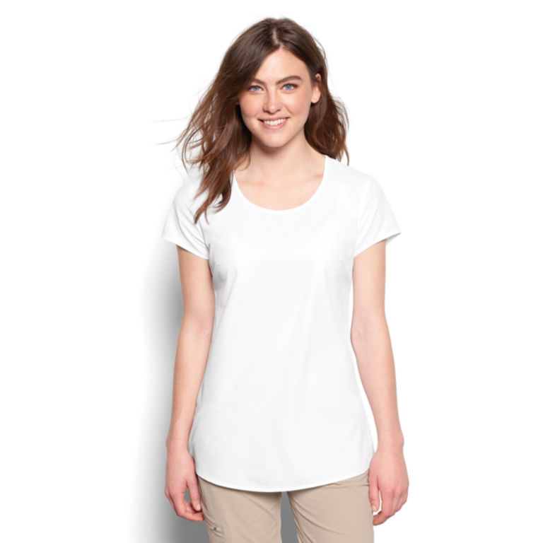 Pack-And-Go Short-Sleeved Travel Top -  image number 0