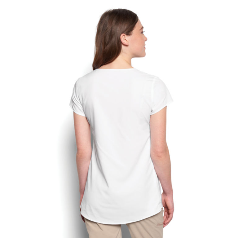 Pack-And-Go Short-Sleeved Travel Top -  image number 2