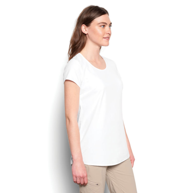Pack-And-Go Short-Sleeved Travel Top -  image number 1
