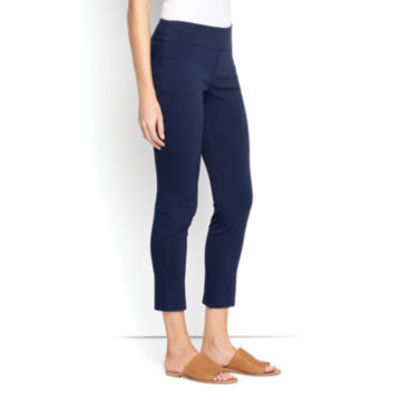 Slim Stretch Capris -  image number 1