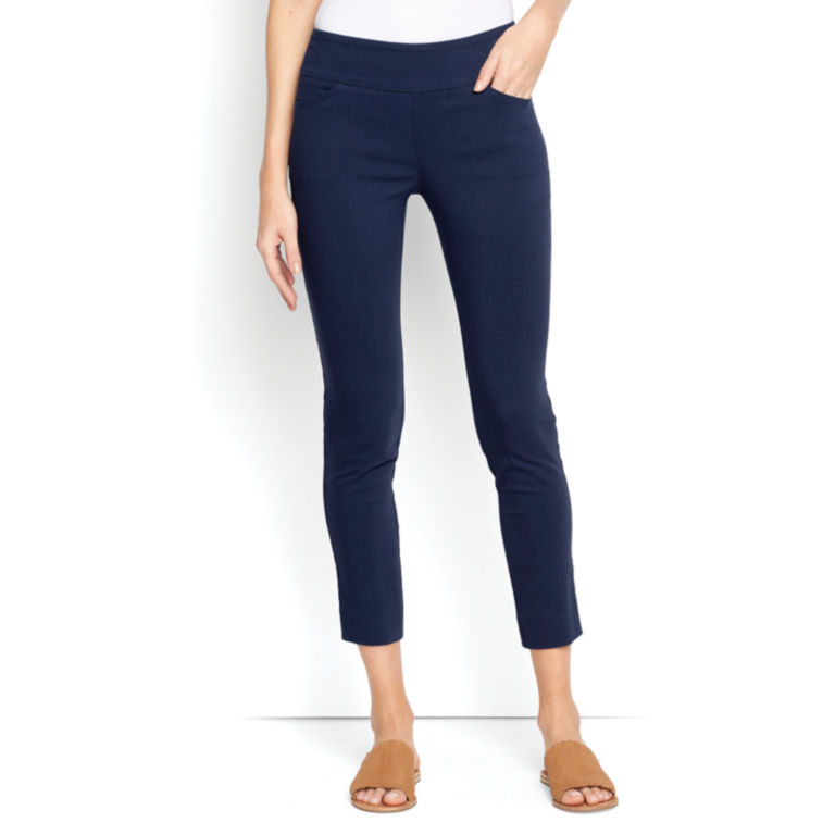 Slim Stretch Capris -  image number 0