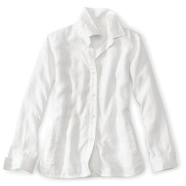 Shoreline Linen Shirt Jacket -