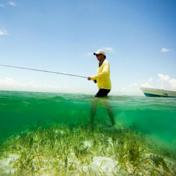 Paradise on the Fly - A Women's Fly-Fishing Trip in Belize -  image number 1