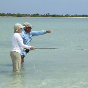 Paradise on the Fly - A Women's Fly-Fishing Trip in Belize -  image number 2