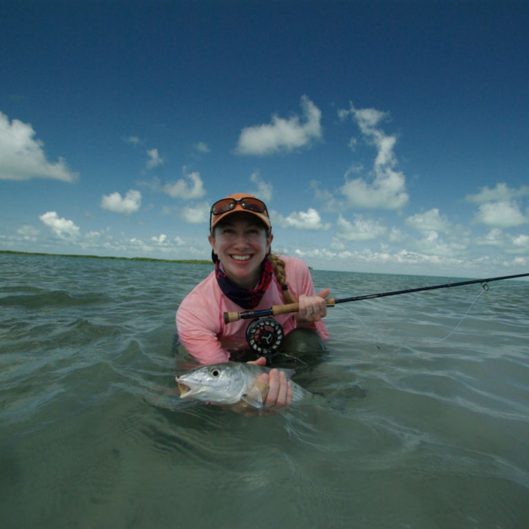 Paradise on the Fly - A Women's Fly-Fishing Trip in Belize -  image number 4