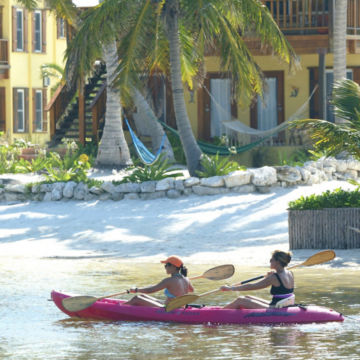 Paradise on the Fly - A Women's Fly-Fishing Trip in Belize -  image number 5