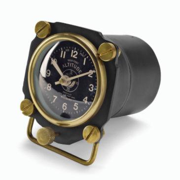 Altimeter Clock -