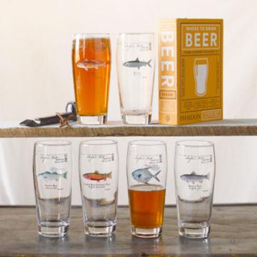 Angler's Pint Glass -  image number 4
