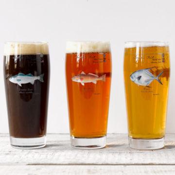 Angler's Pint Glass -  image number 5