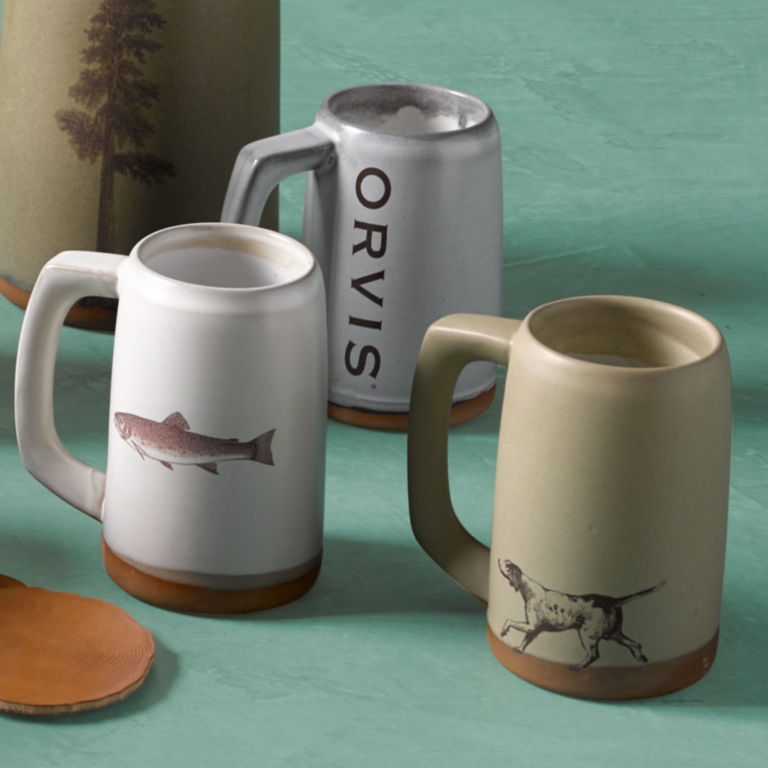 Orvis Ceramic Stein -  image number 2