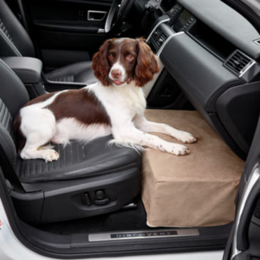 Solid-Foam Front-Seat Extender -