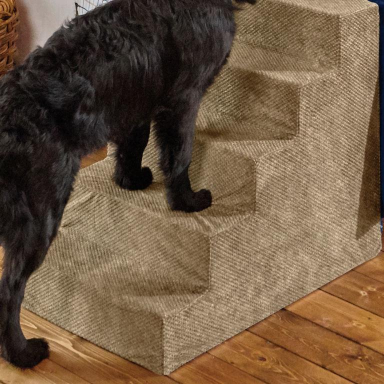 Large Lightweight Foam Steps -  image number 1