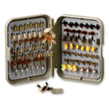 PosiGrip Threader Fly Box -