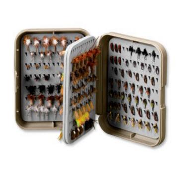 PosiGrip Flip Page Fly Box -