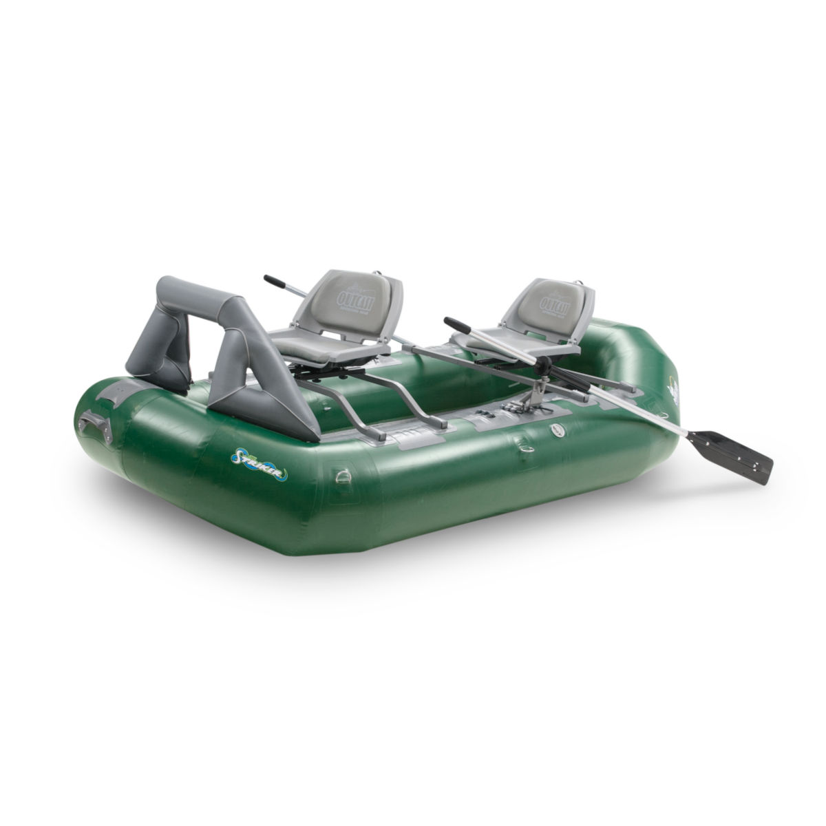 Outcast Striker Raft Package - image number 0