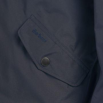 Barbour® Spoonbill Jacket - NAVY image number 4