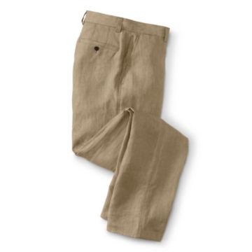 Soft Linen Dress Pants -  image number 0