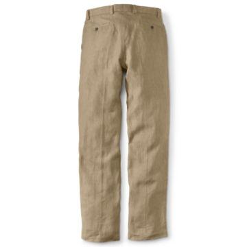 Soft Linen Dress Pants -  image number 2