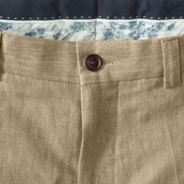 Soft Linen Dress Pants -  image number 3