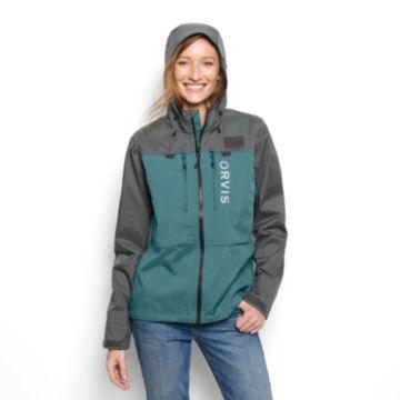 Women's PRO Wading Jacket - ASH/DRAGONFLY image number 1