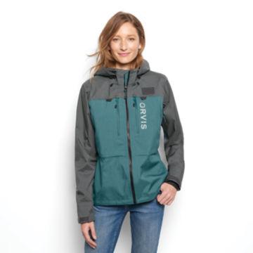 Women's PRO Wading Jacket - ASH/DRAGONFLY image number 0