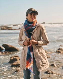 image of Jane Kim by the ocean