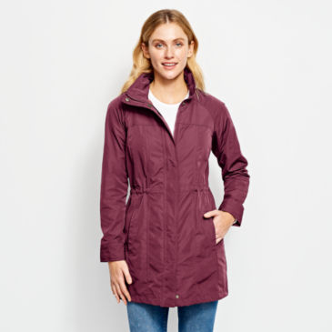 Pack-and-Go Jacket -