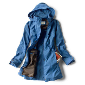 Pack-and-Go Jacket - BLUE BONNET